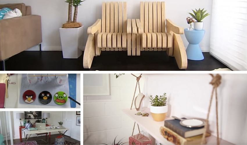 6 youtube channels to follow for diy design lovers arcbazar for Diy crafts youtube channels