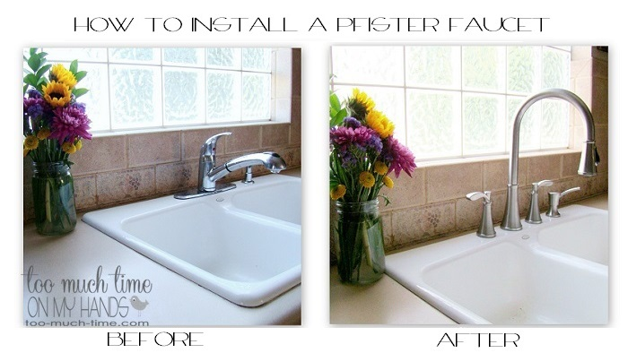 kitchen faucets easy home upgrade