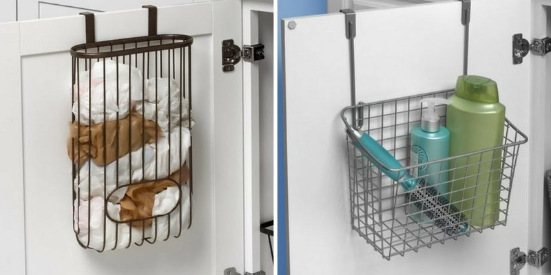 organizing tips door organizer
