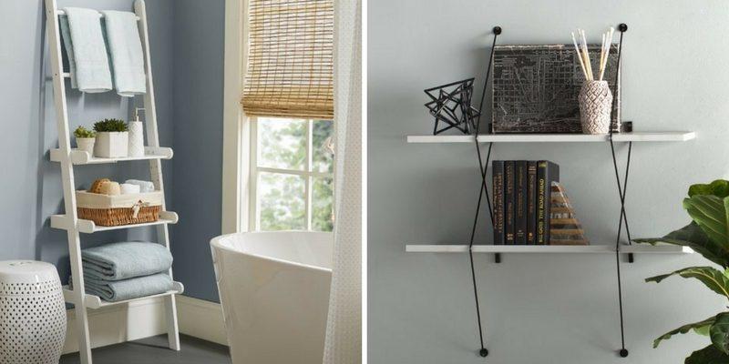 organizing tips shelves